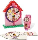 LEGO Time-Teacher Girl Minifigure Watch ...