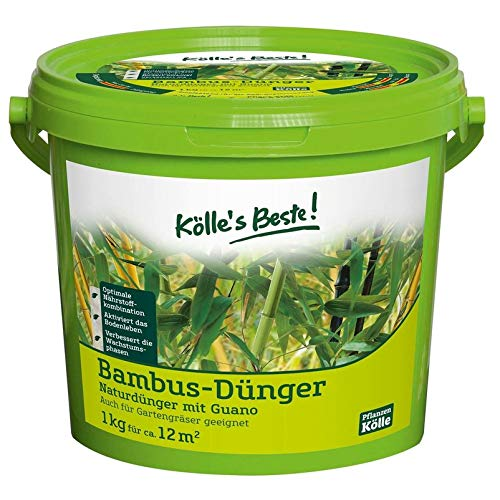 Kölle's Beste Bambus-Dünger 1 kg