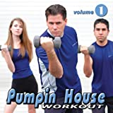 Pumpin House Workout, Vol. 1 Non-Stop DJ Mix by Cary August