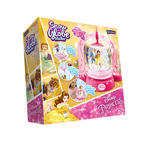 (John Adams 10496 Disney Princess Beauty und The Beast Snow Globe Maker)