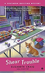 Shear Trouble: A Southern Quilting Mystery