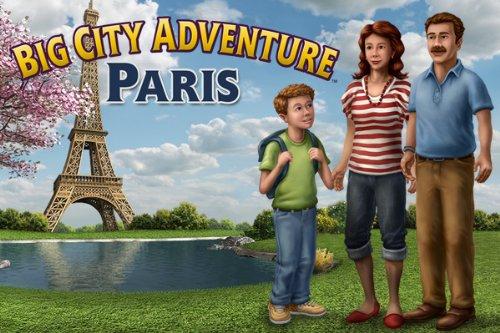 Big City Adventure Paris