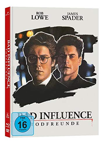 Todfreunde - Bad Influence - Mediabook (+ DVD) [Blu-ray]