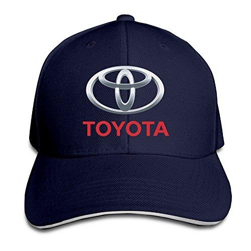 huseki-toyota-logo-adjustable-snapback-peaked-cap-baseball-hats-navy