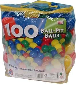 Free Time 4 Kids, 100 Ball-Pit Balls