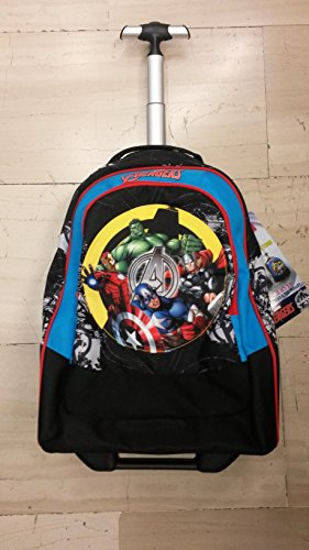 TROLLEY SEVEN MARVEL AVENGERS 3 IN 1