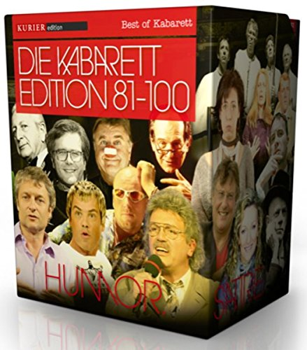 Best Of Kabarett Edition 081-100 [20 DVDs]