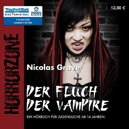 Der Fluch der Vampire: HORRORZONE (Livre en allemand) par Nicolas Grave