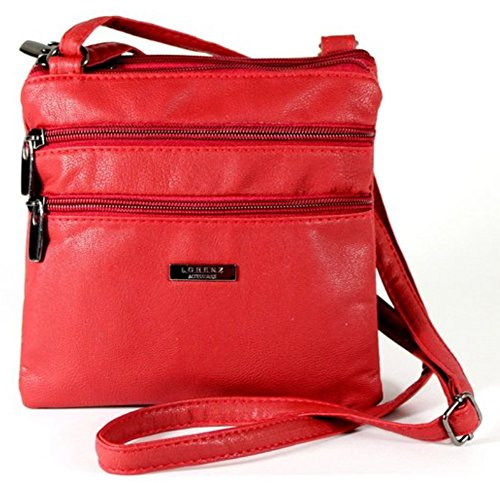 new-womans-leather-style-cross-across-body-shoulder-messenger-bag-zipped-red