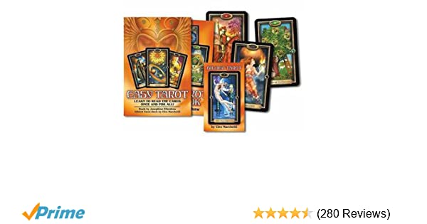 Easy Tarot: Learn to Read the Cards Once and for All!: Amazon co uk