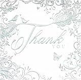 Hochzeits-Danksagungskarten, mit Umschlägen, silberfarbene Herzen, 6Stück