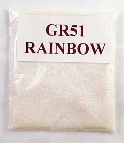 (GR51 – RAINBOW 20G ) GLITTER NAIL ART COSMETIC CRAFT FLORIST WINE GLASS GLITTER TATTOO