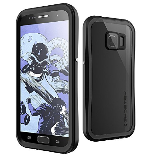 Galaxy-S7-Waterproof-Case-Ghostek-Atomic-20-Series-for-Samsung-Galaxy-S7-Black