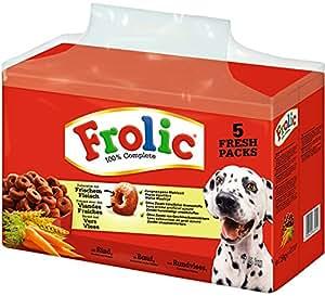 Frolic Beef Dry Mix Dog Food 7.5kg