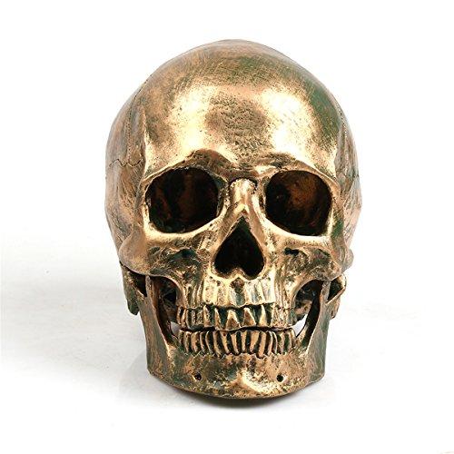 1-1-kunstharz-modell-menschlicher-schadel-halloween-requisiten-home-dekorationen-high-fidelity-bronz