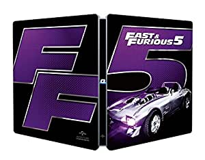 fast and furious 5 steelbook vin diesel. Black Bedroom Furniture Sets. Home Design Ideas