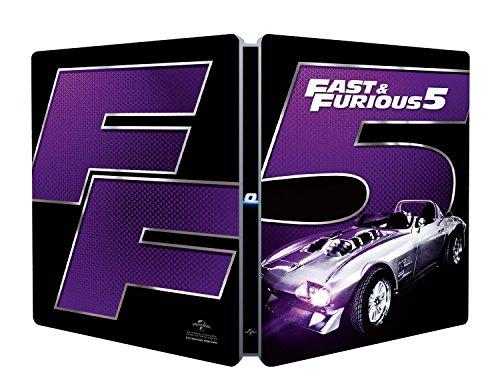 Fast & Furious 5 (Blu-Ray) (Steelbook)