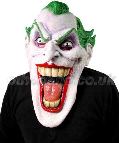 Rubies Costume Co Adult Batman Joker Mask (máscara/careta)