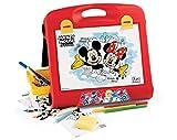 FARO - Faro54514 - Tableau/Valise Créatif - Mickey Mouse & Ses Amis