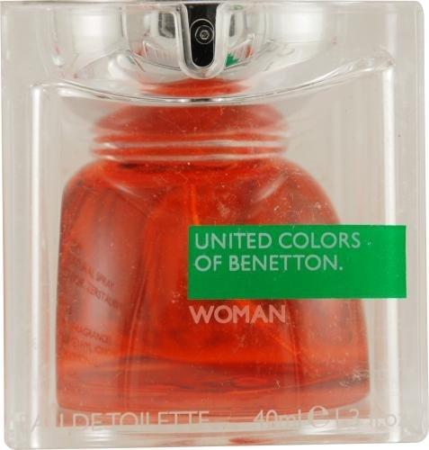 United Colors of Benetton Eau De Toilette 40ml Spray Damen -