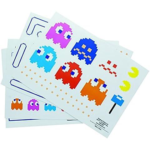 Pac Man Gadget adhesivos pegatinas de frigorífico, multicolor