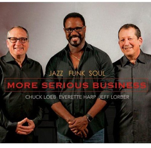 More Serious Business - Jazz Spanisch
