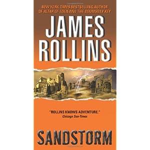 Sandstorm (Sigma Force Novels)