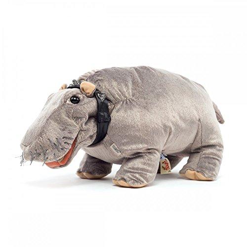 erd Bert ! NEU & OVP ! Abby ´s farting Hippo , Handpuppe , Navy CIS , !!! RAR - Holt ihn euch!!! (Ncis-abby)