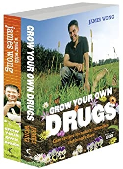 Grow Your Own Drugs and Grow Your Own Drugs a Year with James Wong Bundle by [Wong, James]