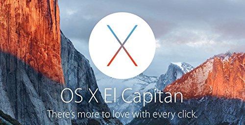 Flash Mac (MAC OS X EL CAPITAN an 10,11[neuesten 2015]–8GB SanDisk Bootfähig USB Flash Drive [lokale und Weltweiter Versand])