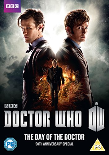 Doctor Who - The Day of the Doctor: 50th Anniversary Special [UK Import] Fish Tank Dvd Für Tv