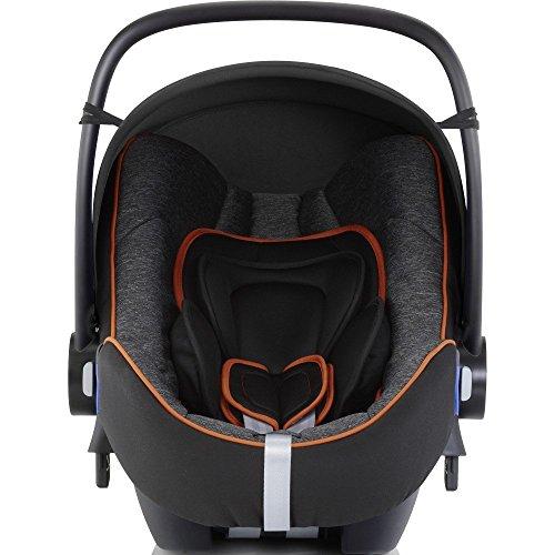 Britax Römer Baby-Safe I-Size Babyschale Black Marble Modelljahr 2017
