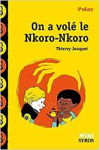 Amazon.fr - On a volé le Nkoro-Nkoro - JONQUET, Thierry, Adam ...