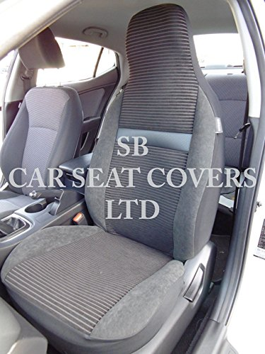 to fit a Land Rover Range Rover Evoque, Car Seat Covers – ROSSINI Vantoni, 2 coprisedili anteriori
