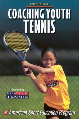 Coaching Youth Tennis by ASEP (1-Mar-2002) Paperback par ASEP