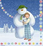 The Snowman and The Snowdog Christmas Party Lunch Napkins x 18