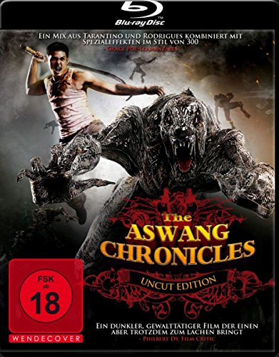 The Aswang Chronicles (Uncut Edition) [Blu-ray]