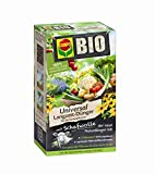 COMPO BIO Universal Langzeit-Dünger mit Schafwolle, einzigartiger, rein organischer Naturdünger für alle Gartenpflanzen, 2 kg