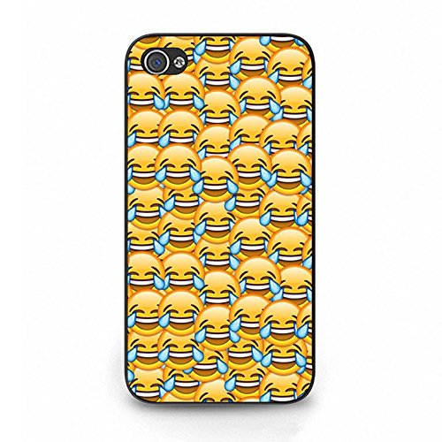 Emoji Iphone 4/4s Case Fashionable Mint Emoji Phone Case Cover for Iphone 4/4s Emoticons Cute Color099d