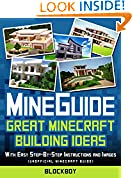 #7: Construction Handbook for Minecraft: With Easy Step-by-Step and Images: Unofficial Minecraft Guide (MineGuides)