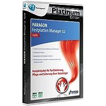 Paragon Festplatten Manager 12 Suite - Avanquest Platinum Edition