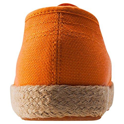 Superga S4s, Chaussures de Gymnastique Mixte Adulte Orange