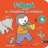 Image de T'choupi chante les comptines des animaux