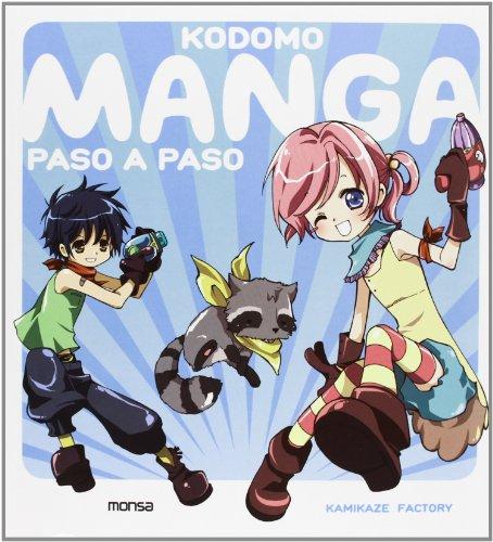 Kodomo manga paso a paso