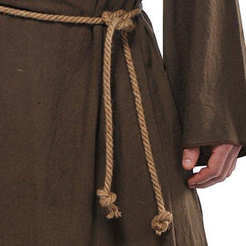 amscan Kostüm Mönch / Priester / Pater 4-teilig Gr. 44/46