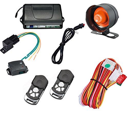 Remote Car Alarm And Immobiliser...