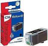 Pelikan C36 Druckerpatrone (ersetzt Canon PGI-520BK) schwarz