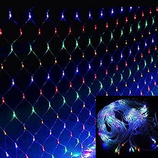 HJ-Lichter-Netz-mit-LEDs-Lichternetz-Wasserdicht-Innen-und-Auen-Dekoration