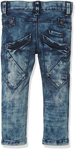 NAME IT Baby-Jungen Jeans Nittune Xsl/Xsl Dnm Pant Nmt Noos Blau (Dark Blue Denim), 92 -