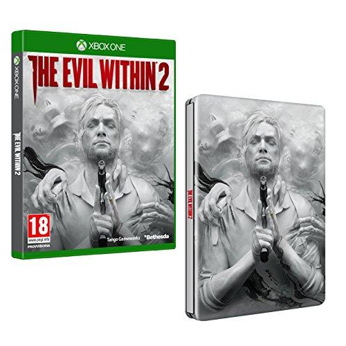 The Evil Within 2 - Edizione SteelBook Esclusiva Amazon...